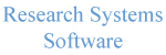 Logo for Research Systems Software